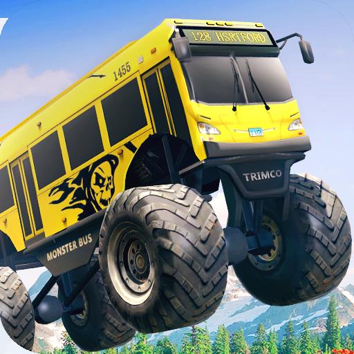 Crazy Monster Bus Stunt Race Download Latest Version APK