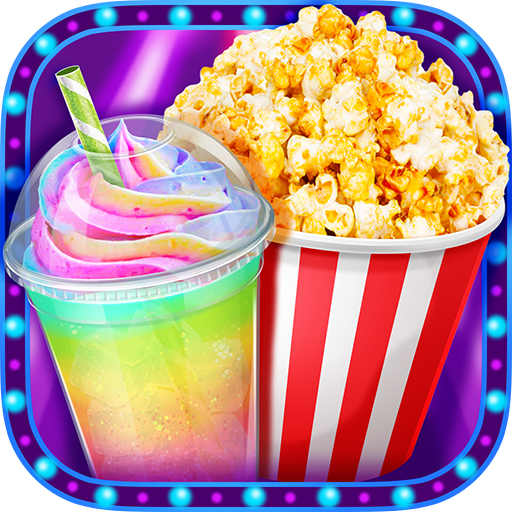 Crazy Movie Night Food Party – Make Popcorn & Soda Download Latest Version APK