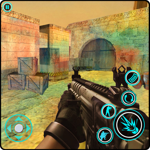 Critical Gun shoot Fire First-Person Shooters Download Latest Version APK