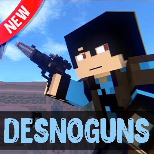 DesnoGuns mod for Minecraft Download Latest Version APK