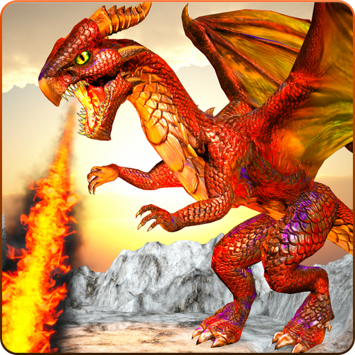 Dragon Simulator Attack 3D Game Download Latest Version APK