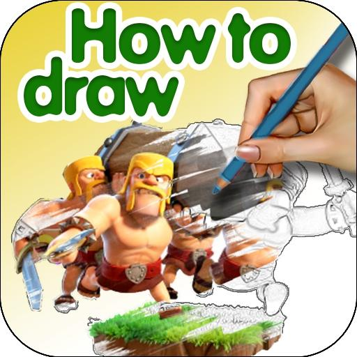 Draw Clash of Clans Download Latest Version APK