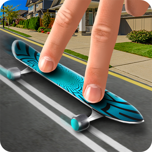 Drive Electric Skateboard 3DSimulator in City Download Latest Version APK