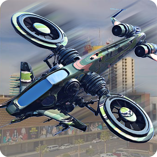 Drone Attack Shadow Stealth Gunship Strike War Download Latest Version APK