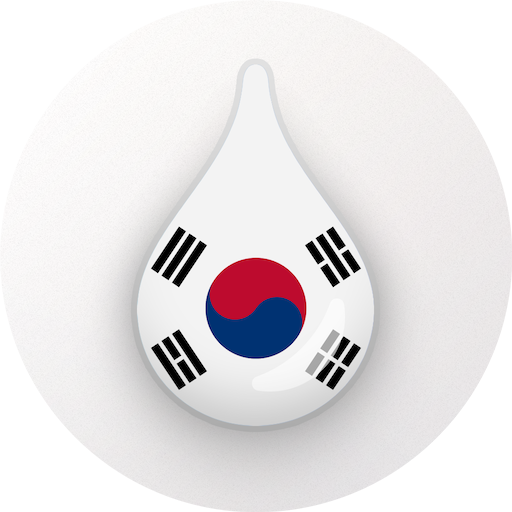 Drops Learn Korean language and Hangul alphabet Download Latest Version APK