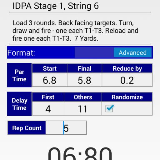 Dry Fire Par Time Tracker Download Latest Version APK