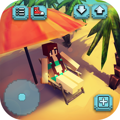 Eden Island Craft Fishing Crafting in Paradise Download Latest Version APK