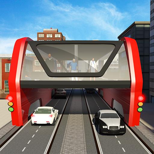 Elevated Bus Simulator Futuristic City Bus Games Download Latest Version APK