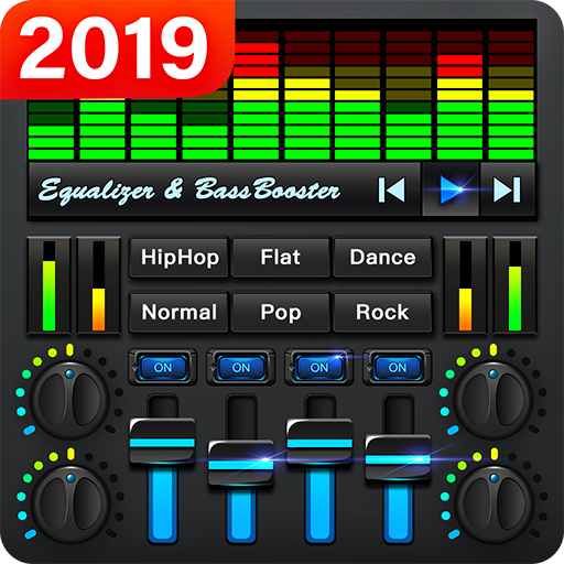 Equalizer Bass Booster Download Latest Version APK
