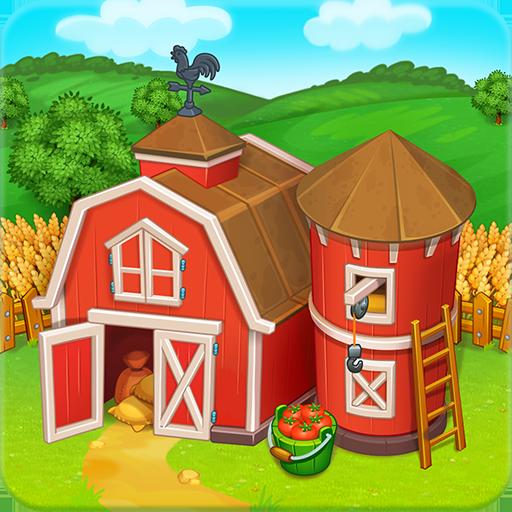Farm Town Happy farming Day food farm game City Download Latest Version APK