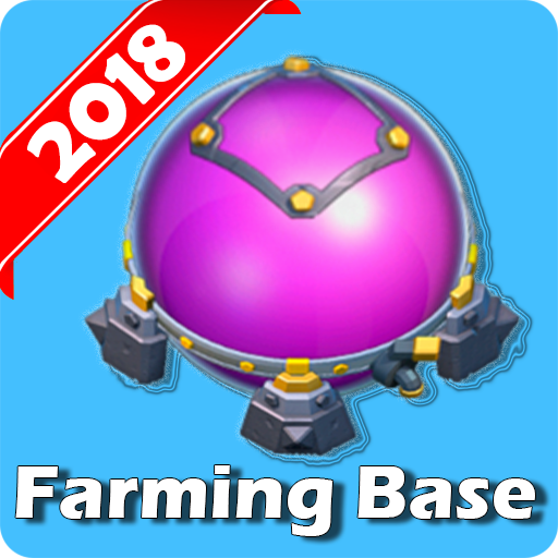 Farming base design of Clash Of Clans 2018 Download Latest Version APK