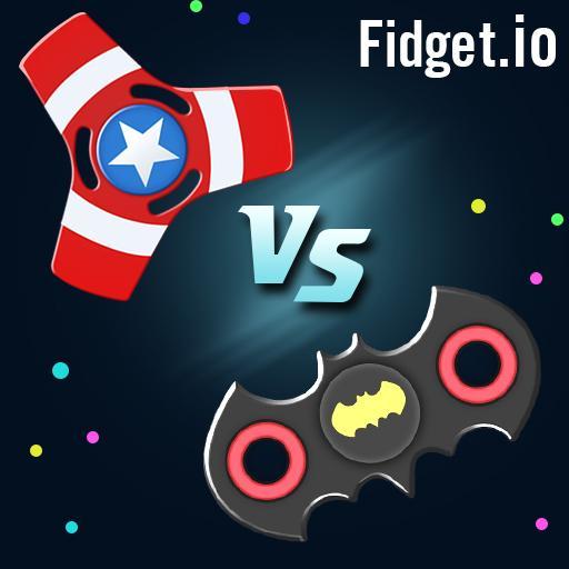 Fidget Spinner .io Game Download Latest Version APK