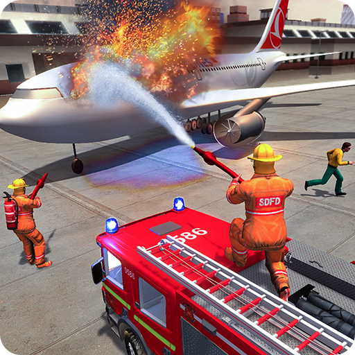 Fire Fighter Truck Real City Heroes Download Latest Version APK