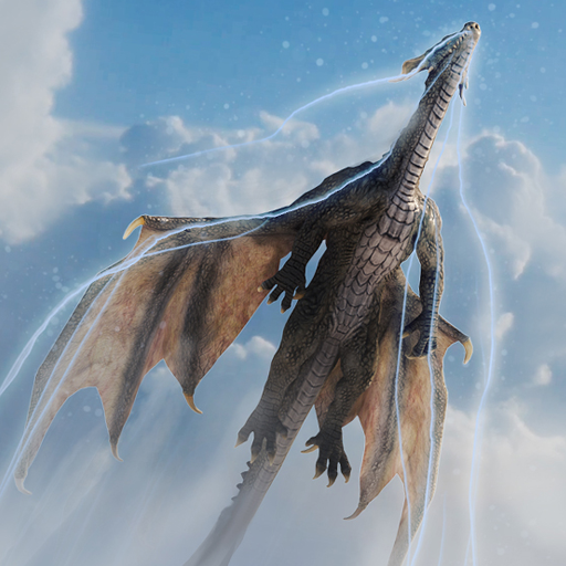 Fire Flying Dragon Simulator Warrior Sky Rider 3D Download Latest Version APK