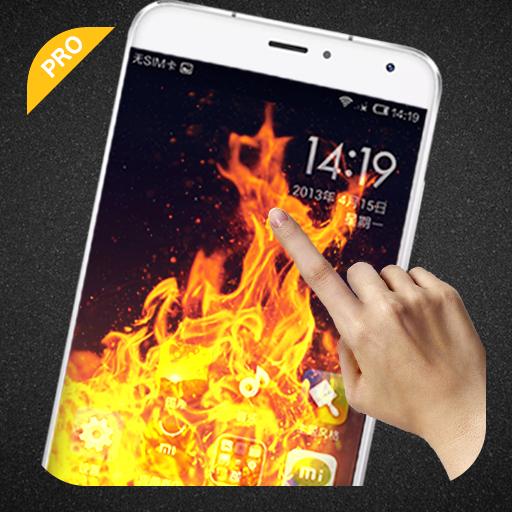 Fire Screen Prank Download Latest Version APK