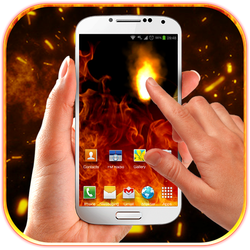 Fire Screen Simulated Download Latest Version APK