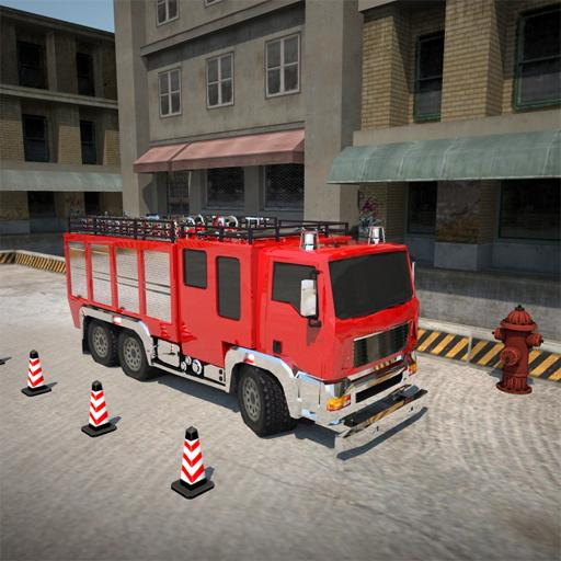 Fire Truck parking 3D Download Latest Version APK