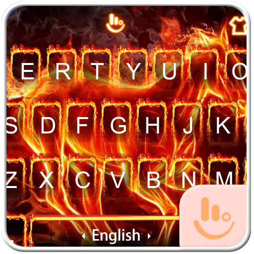 Fire War Horse Keyboard Theme Download Latest Version APK