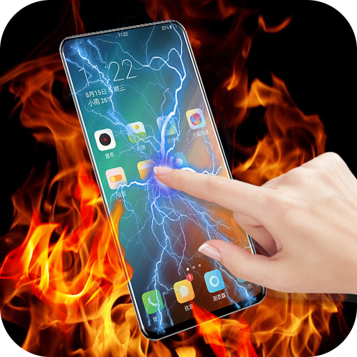 Fire electric screen prank Download Latest Version APK