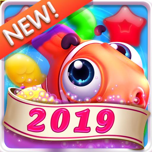 Fish Crush – charming ocean Download Latest Version APK