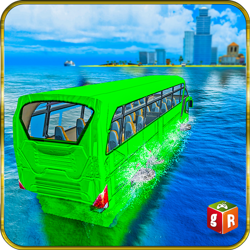 Floating Water Coach Bus Duty Download Latest Version APK