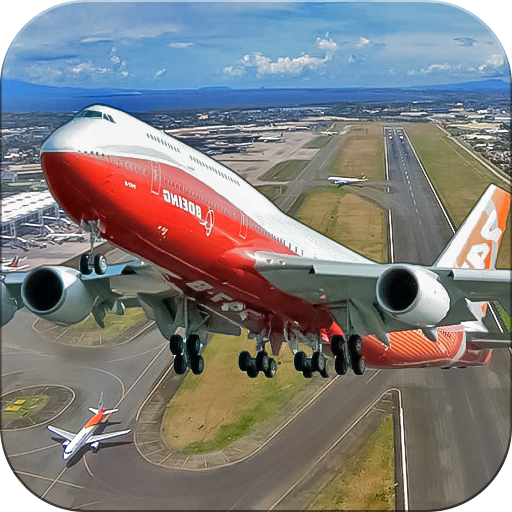 ✈️ Fly Real simulator jet Airplane games Download Latest Version APK