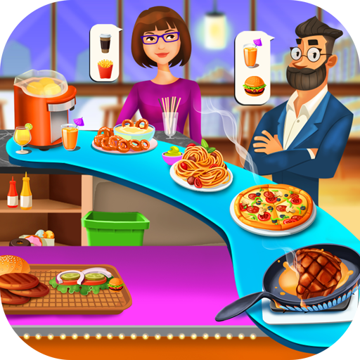 Food Court Cooking – Fast Food Mall Fever Download Latest Version APK