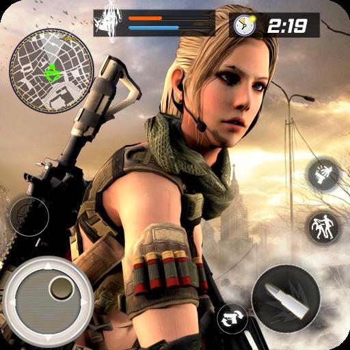 Frontline Battle Game Royale Strike Download Latest Version APK