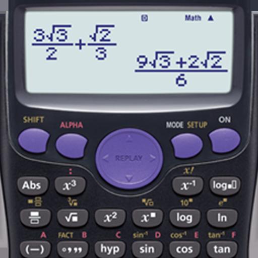 Fx Calculator 350es 84 calculator sin cos tan Download Latest Version APK