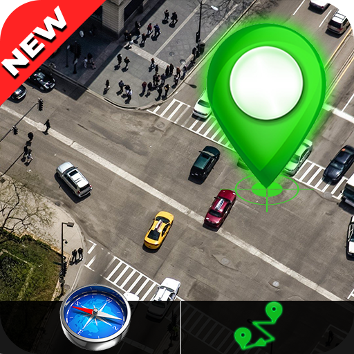 GPS Satellite Route Finder Map Direction Download Latest Version APK