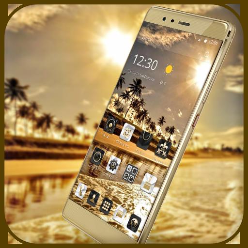 Gold Coast luxury deluxe Theme Download Latest Version APK