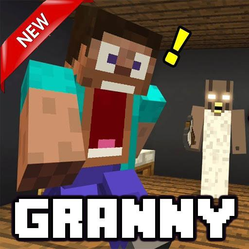 Granny Ghost maps for MCPE Download Latest Version APK