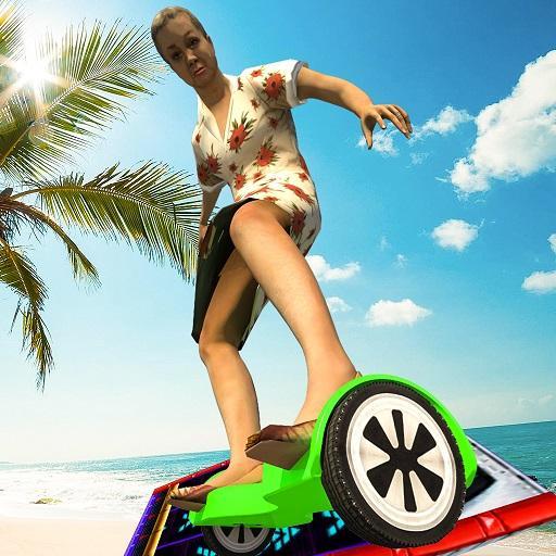 Granny Hoverboard Rider Download Latest Version APK