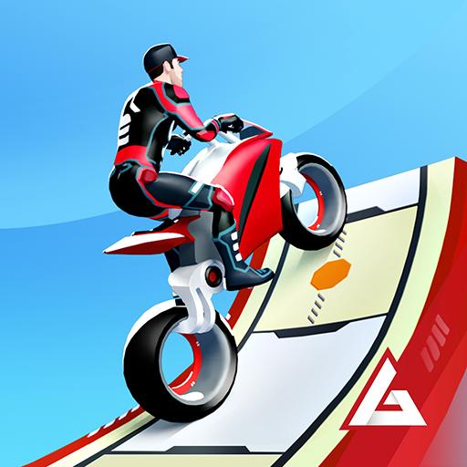Gravity Rider Space Bike Racing Game Online Download Latest Version APK