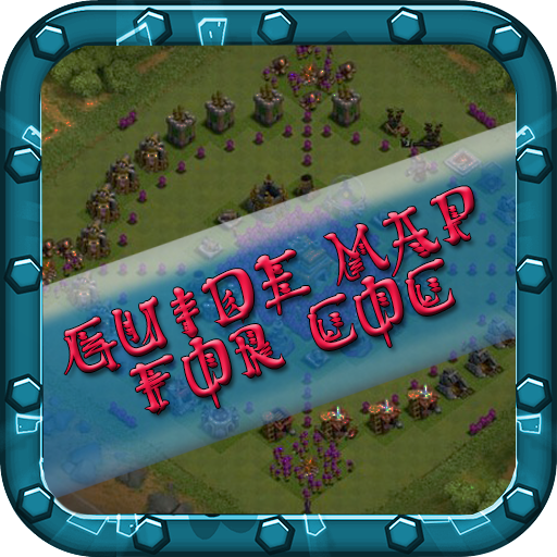 Guide Map For COC Download Latest Version APK