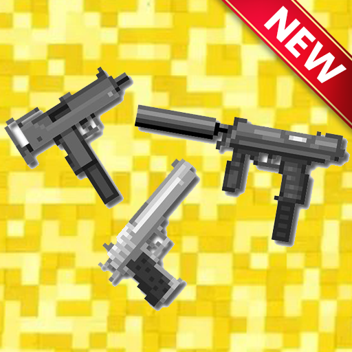 Guns Mod for Minecraft MCPE Download Latest Version APK