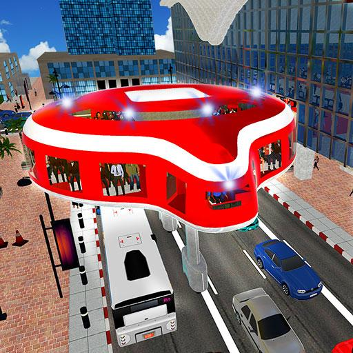 Gyroscopic Elevated Transport Bus: Rescue Driving Download Latest Version APK