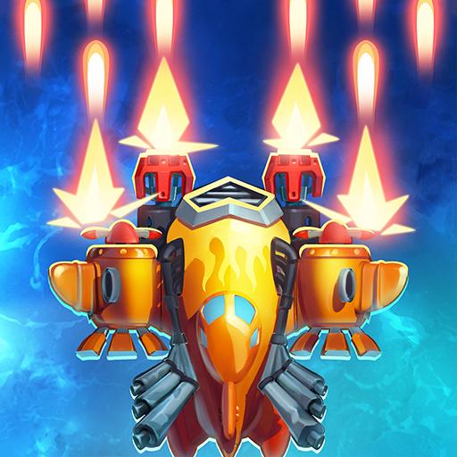 HAWK Force of an Arcade Shooter. Shoot em up Download Latest Version APK