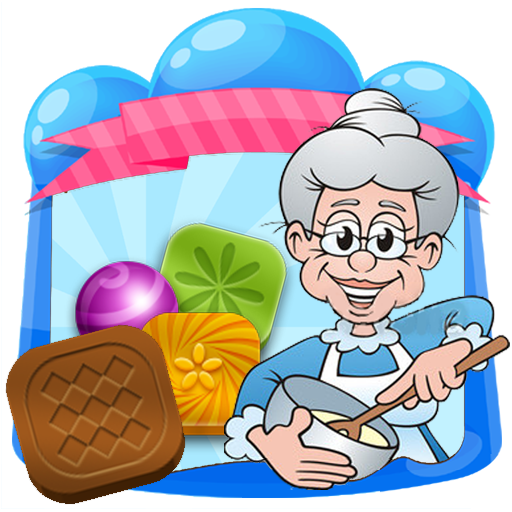 Happy Granny Candy Match 3 Puzzle Download Latest Version APK
