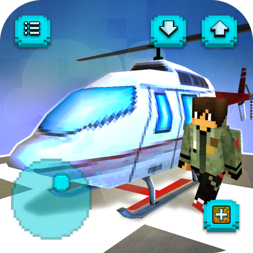 Helicopter Craft Flying Crafting Game 2018 Download Latest Version APK