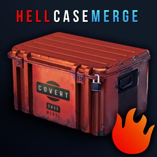 Hell Case Merge. Ultimate Skins Simulator Opener Download Latest Version APK
