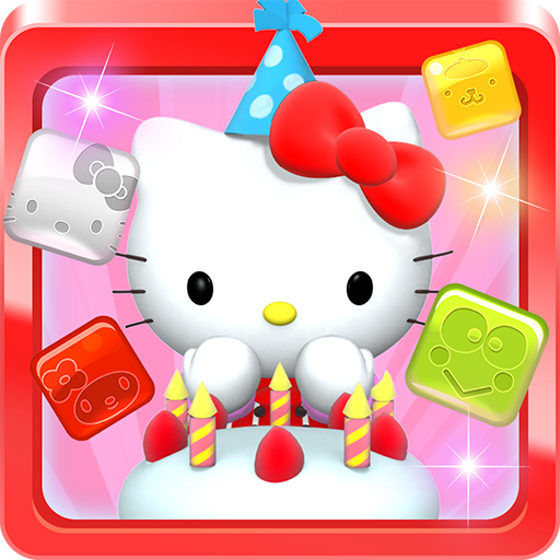 Hello Kitty Jewel Town Match 3 Download Latest Version APK