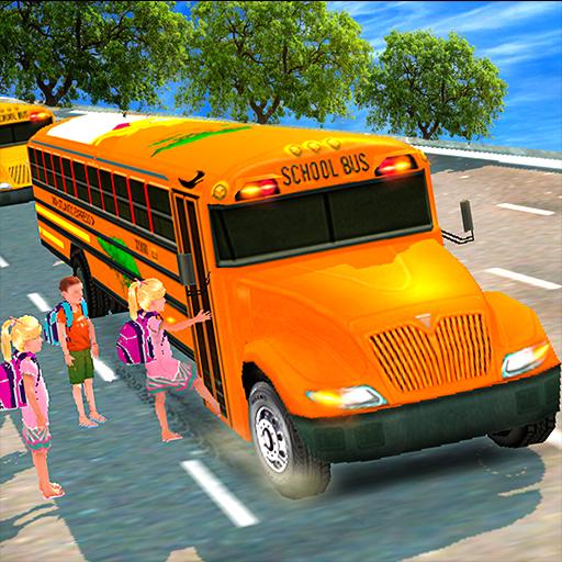 High School Bus Driving 3D Download Latest Version APK