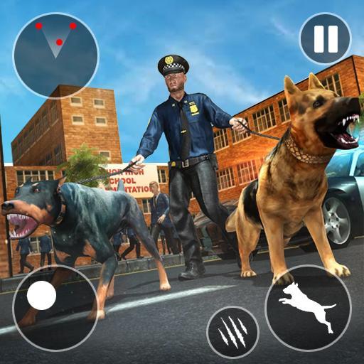 High School Police Hero Dog Download Latest Version APK
