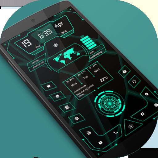 High Style Launcher 2018 – Theme Hi-tech Download Latest Version APK