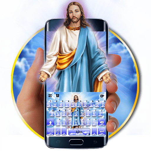 Holy Jesus Keyboard Theme Download Latest Version APK