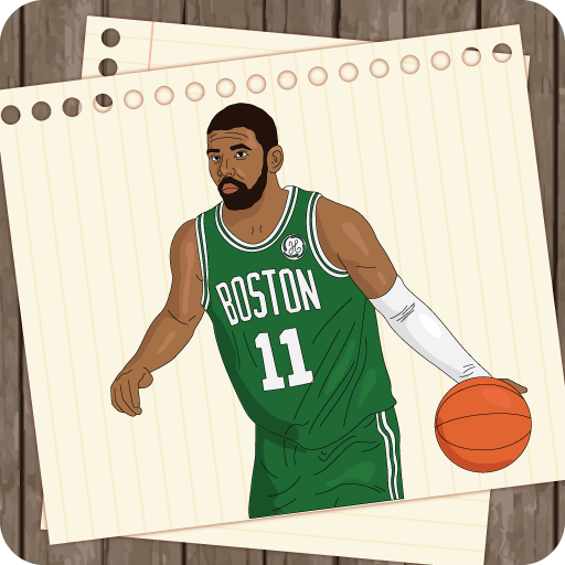 How to draw Professional US Basketball Players Download Latest Version APK
