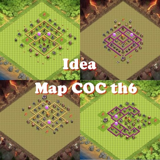 Idea Map COC th6 Download Latest Version APK
