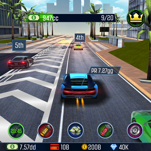 Idle Racing GO Car Clicker Driving Simulator Download Latest Version APK