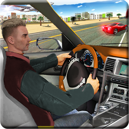 In Car Driving Games Extreme Racing on Highway Download Latest Version APK